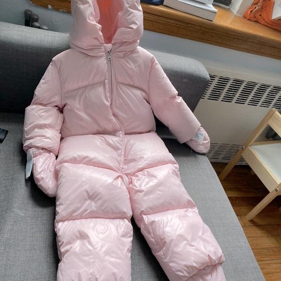 Ralph Lauren - GirlS Snow Suit size 24M Pink